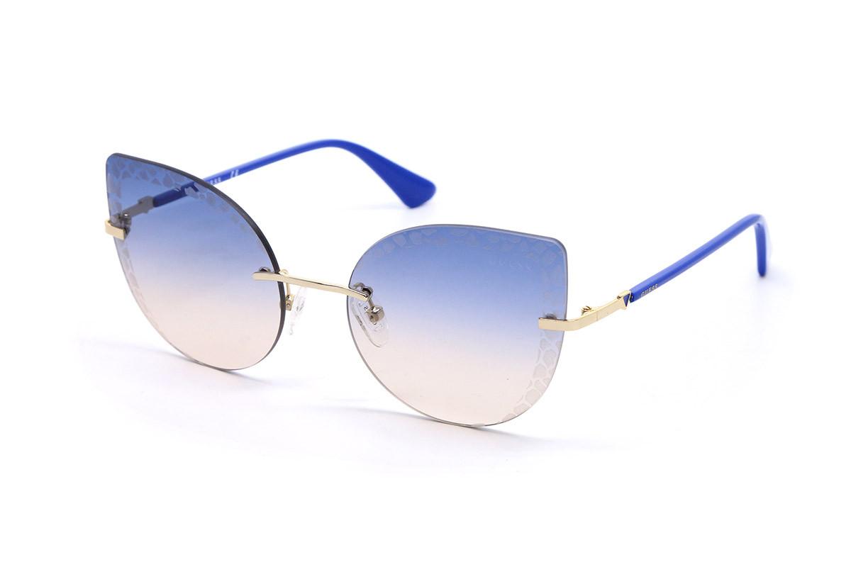 Солнцезащитные очки GUESS GU7692 32W 57 Фото №1 - linza.com.ua
