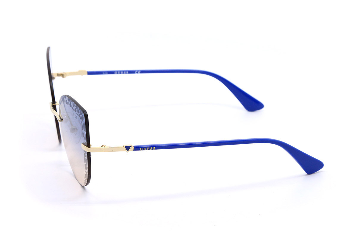 Солнцезащитные очки GUESS GU7692 32W 57 Фото №3 - linza.com.ua