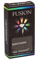 Цветные и карнавальные контактные линзы FUSION - linza.com.ua