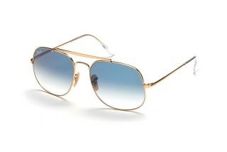 Солнцезащитные очки RAY-BAN 3561 001/3F 57 - linza.com.ua