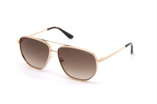 Солнцезащитные очки GUESS GU7635 33F 57 - linza.com.ua