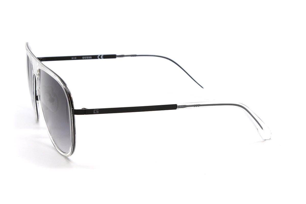 Солнцезащитные очки GUESS GU6982 01B 64 Фото №2 - linza.com.ua