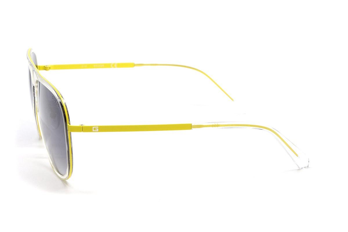 Солнцезащитные очки GUESS GU6982 39C 64 Фото №2 - linza.com.ua