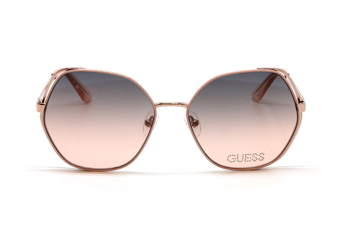 Солнцезащитные очки GUESS GU7696-S 28B 59 Фото №2 - linza.com.ua