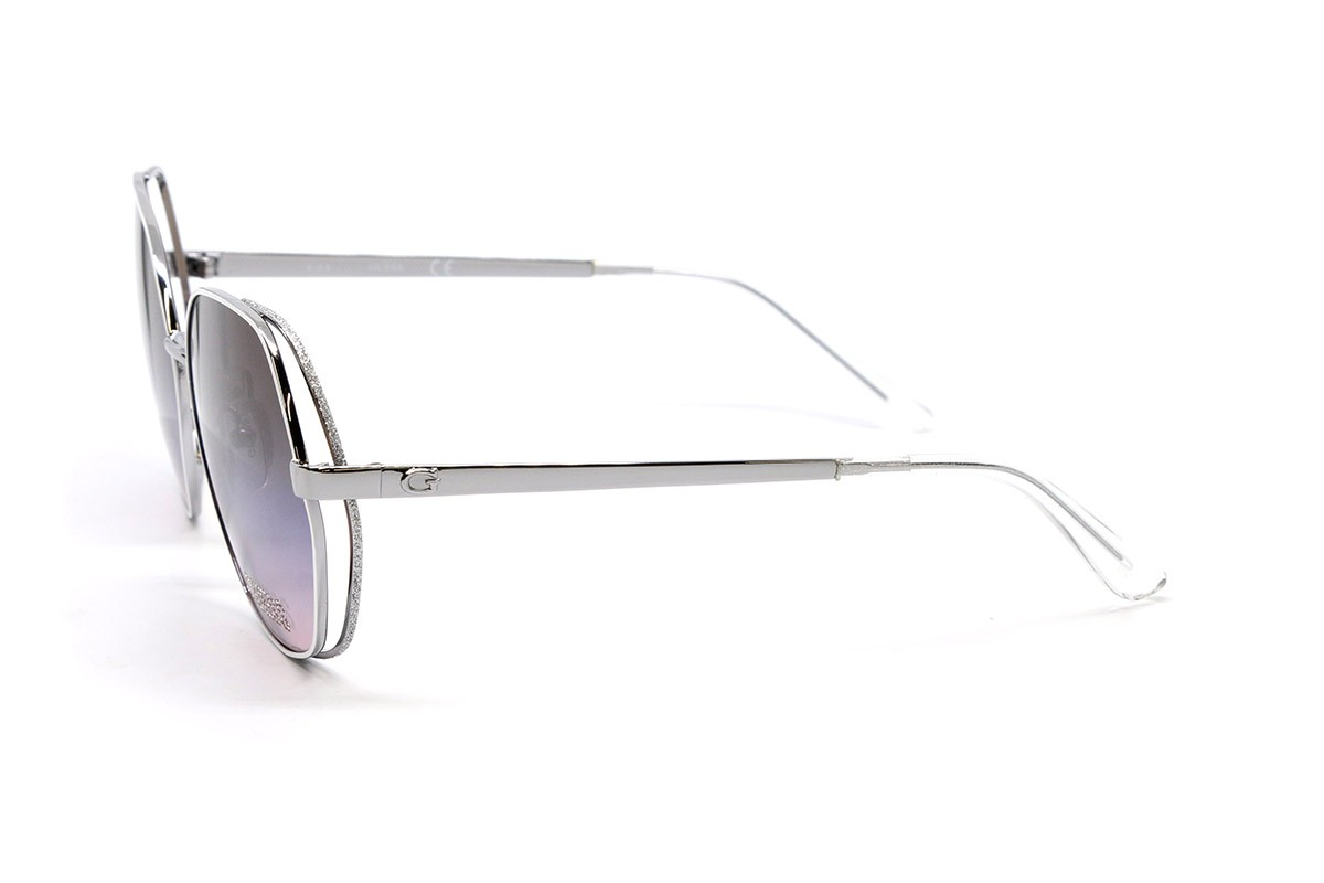 Солнцезащитные очки GUESS GU7696-S 24Z 59 Фото №3 - linza.com.ua