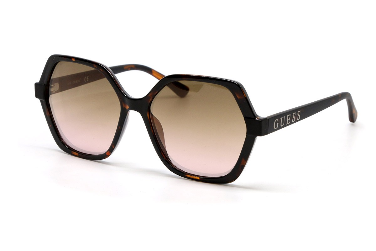 Солнцезащитные очки GUESS GU7698 52G 57 Фото №1 - linza.com.ua