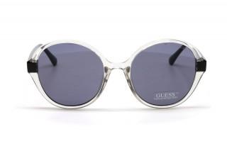Солнцезащитные очки GUESS GU7699 20A 55 Фото №2 - linza.com.ua