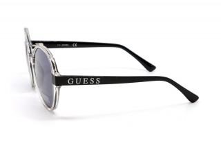 Солнцезащитные очки GUESS GU7699 20A 55 Фото №3 - linza.com.ua