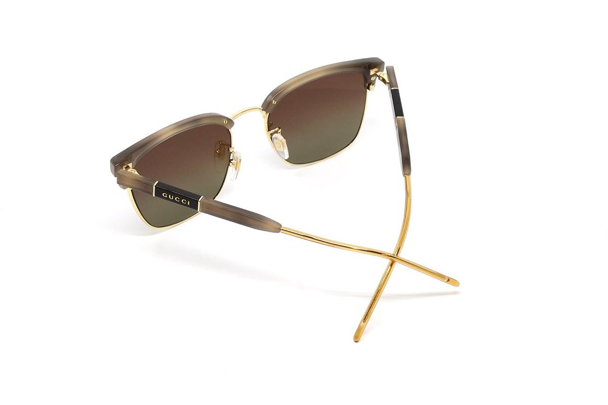 Солнцезащитные очки GUCCI GG0846SK-003 55 Фото №4 - linza.com.ua