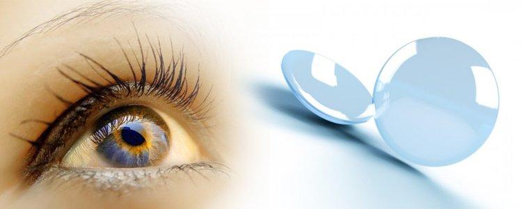 Разбираем характеристики контактных линз - linza.com.ua