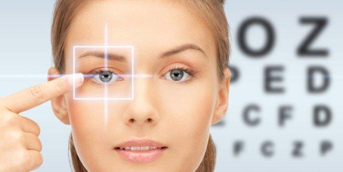 8 советов как сохранить зрение - linza.com.ua