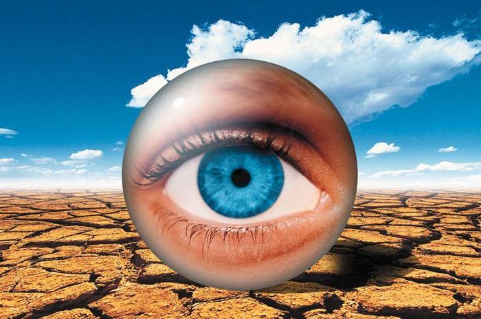 Синдром сухого глаза - linza.com.ua
