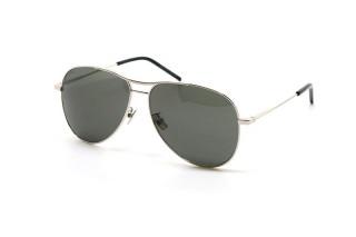 Солнцезащитные очки SAINT LAURENT CLASSIC 11 BLONDIE-002 59 - linza.com.ua
