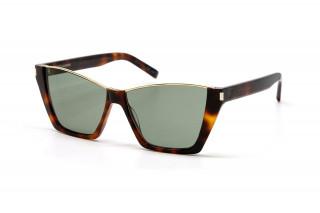 Солнцезащитные очки SAINT LAURENT SL 369 KATE-002 58 - linza.com.ua
