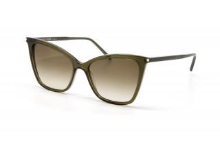 Солнцезащитные очки SAINT LAURENT SL 384-004 55 - linza.com.ua