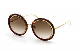 Солнцезащитные очки ALEXANDER MCQUEEN AM0150S-003 53 - linza.com.ua