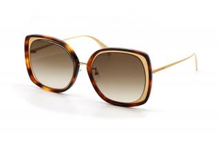 Солнцезащитные очки ALEXANDER MCQUEEN AM0151S-003 57 - linza.com.ua