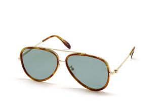Солнцезащитные очки ALEXANDER MCQUEEN AM0173S-004 61 - linza.com.ua
