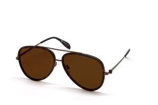 Солнцезащитные очки ALEXANDER MCQUEEN AM0173S-005 61 - linza.com.ua