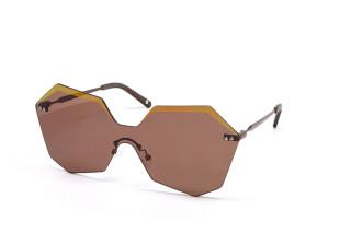 Солнцезащитные очки CASTA F 441 BRN - linza.com.ua