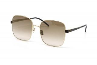 Солнцезащитные очки SAINT LAURENT SL M75-004 60 - linza.com.ua